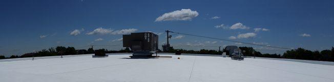 toitures commerciales et industrielles